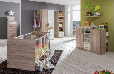 babyzimmer caribic von nativo m bel g nstig in der schweiz kaufen. Black Bedroom Furniture Sets. Home Design Ideas