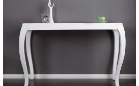 Designer Konsole WHITE