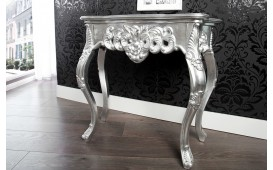 Commode Design ROME SILVER