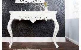 Designer Konsole ROME WHITE XL
