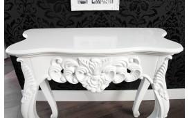 Commode Design ROME WHITE