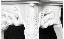 Designer Konsole ROME WHITE