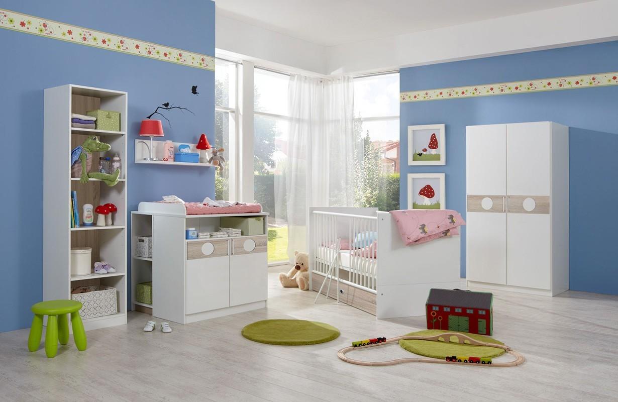 Camere da bambini svizzera kimi nativo mobili di design - Camera di bambini ...