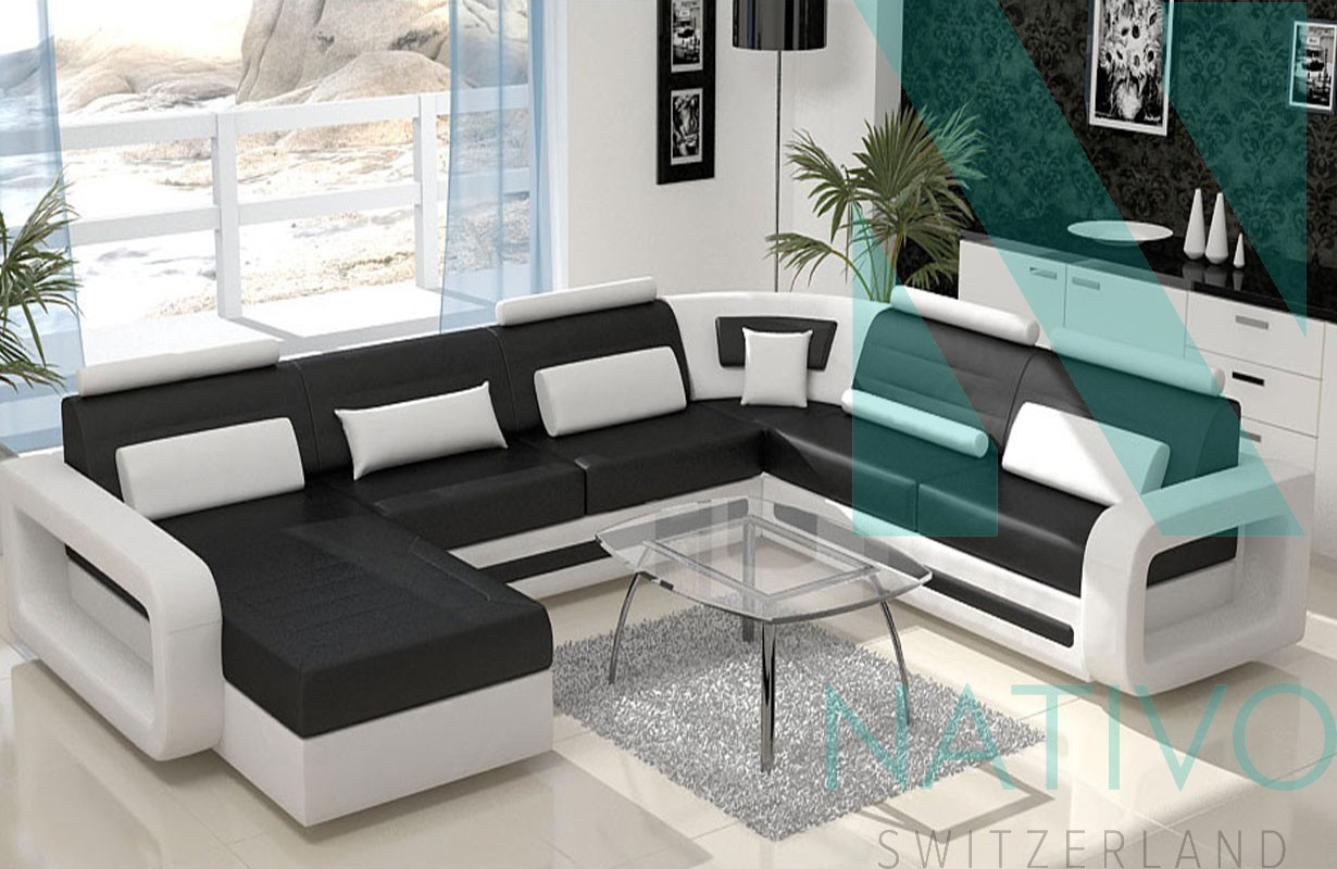 Divano offerta davos xxl nativo mobili di design - Divano design offerta ...