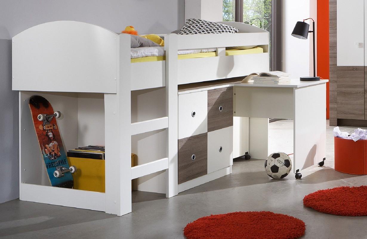 Camere da bambini svizzera emi v2 nativo mobili di design for Mobili per bambini di design