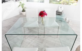 Designer Esstisch CLEAR von NATIVO in der Schweiz