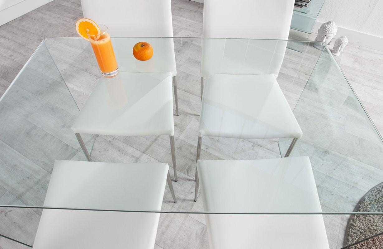 esstisch clear bei nativo m bel schweiz g nstig kaufen. Black Bedroom Furniture Sets. Home Design Ideas