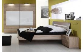 Designer Komplettschlafzimmer SANY WHITE von NATIVO Moebel Schweiz