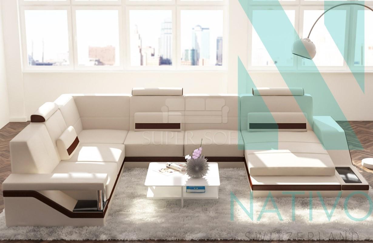 Designersofa ANGEL XXL bei NATIVO Möbel Schweiz günstig kaufen