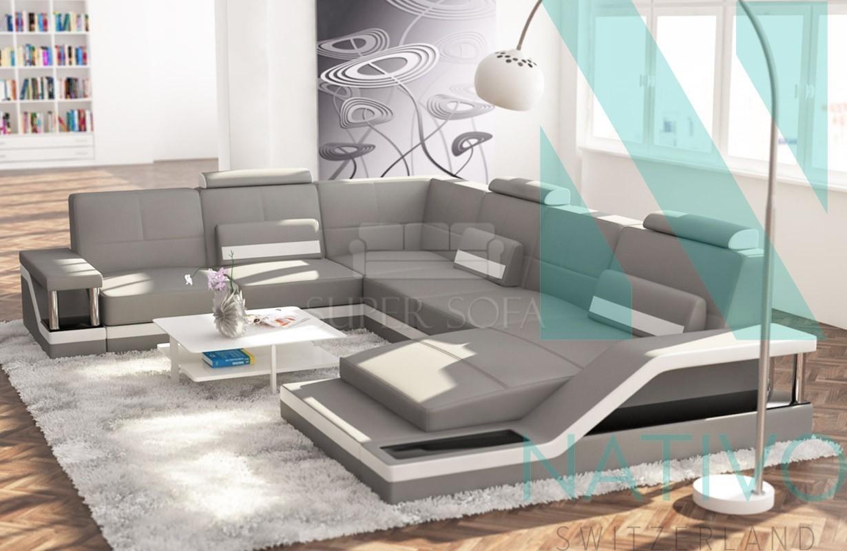 Canap design angel xxl nativo magasin de meubles for Canape xxl design