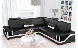Designer Sofa ANGEL CORNER mit LED Beleuchtung