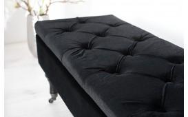 Designer Polsterbank FORD BLACK von NATIVO in der Schweiz
