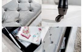 Designer Polsterbank FORD SILVER von NATIVO in der Schweiz