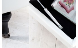 Designer Polsterbank FORD WHITE von NATIVO in der Schweiz