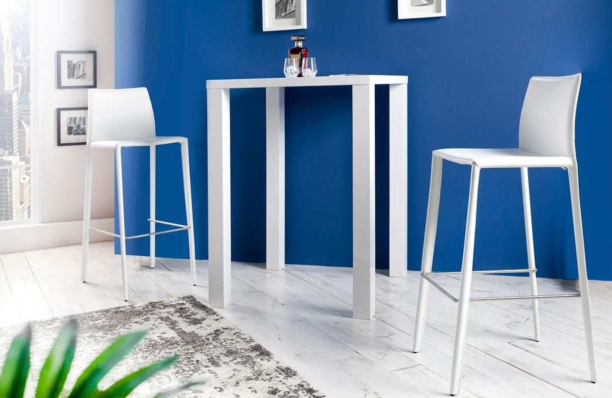 barhocker slim white designer bei nativo m bel schweiz g nstig kaufen. Black Bedroom Furniture Sets. Home Design Ideas