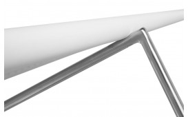 Designer Barhocker SLIM WHITE von NATIVO in der Schweiz