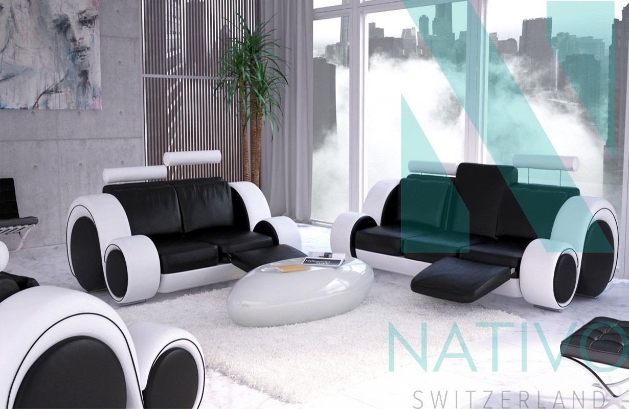 designersofa baracuda 3 2 1 bei nativo m bel schweiz g nstig kaufen. Black Bedroom Furniture Sets. Home Design Ideas