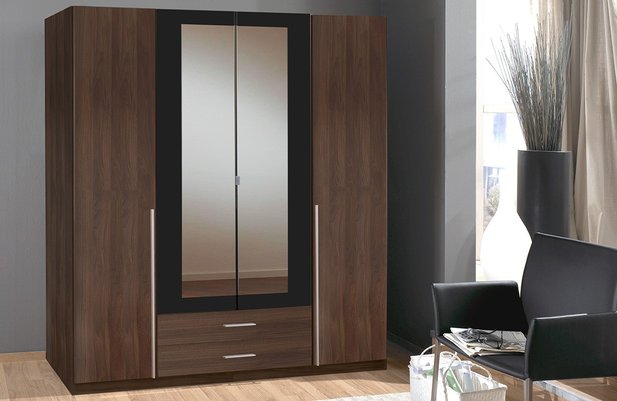 kleiderschrank mit dreht ren scatter v3 von nativo m bel schweiz. Black Bedroom Furniture Sets. Home Design Ideas