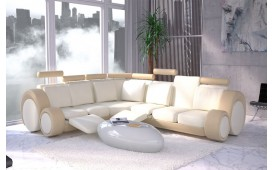 Designer BARACUDA CORNER inkl. Relax-Funktion