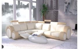 Divano di design BARACUDA CORNER con funzione relax