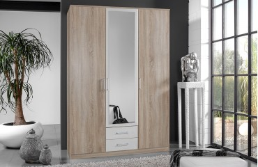 Designer Kleiderschrank ROLO von NATIVO Moebel Schweiz