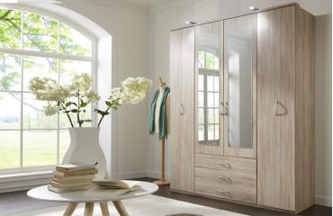 Designer Kleiderschrank LOGOS v2