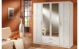 Designer Kleiderschrank SOLIS v2