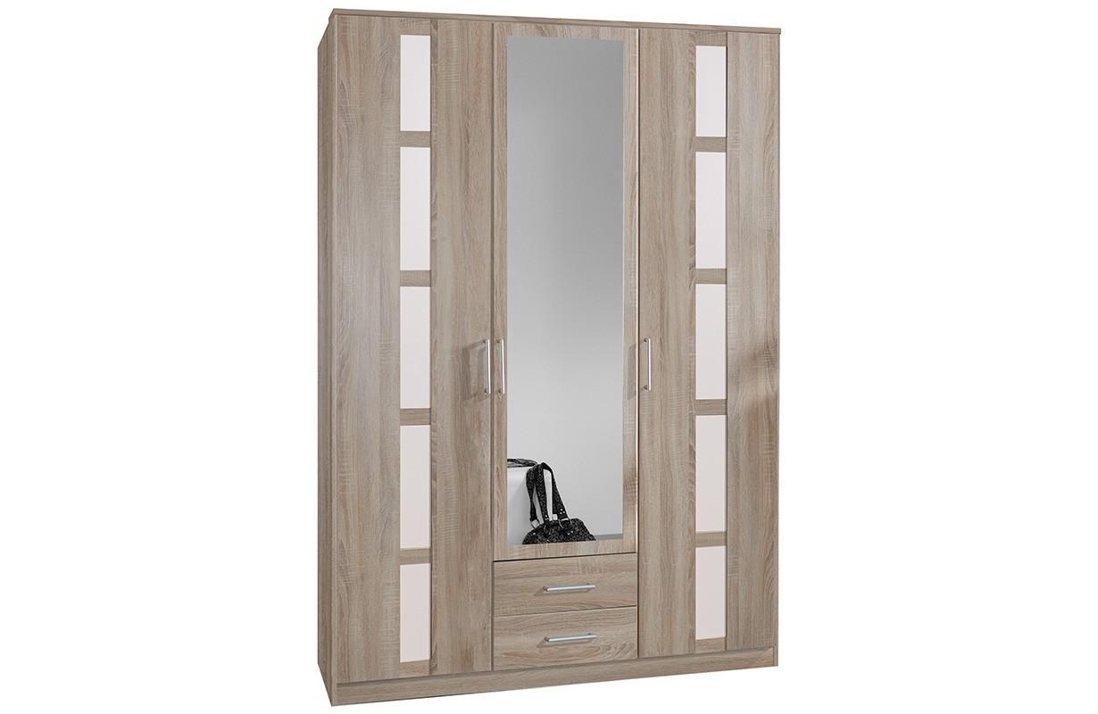 armadio moderno ticino solis v3 arredamento casa nativo. Black Bedroom Furniture Sets. Home Design Ideas