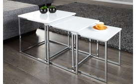 Tavolino di design UNITY SET 3
