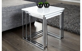 Table basse Design UNITY SET 3