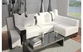 Designer Sofa ATLAS MINI mit Hocker