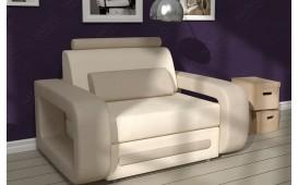 Designer Sofa DAVOS 1-Sitzer