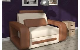 Designer Sofa DAVOS 1 Sitzer