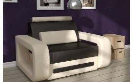 Designer Sofa DAVOS 1-Sitzer von NATIVO Moebel Schweiz