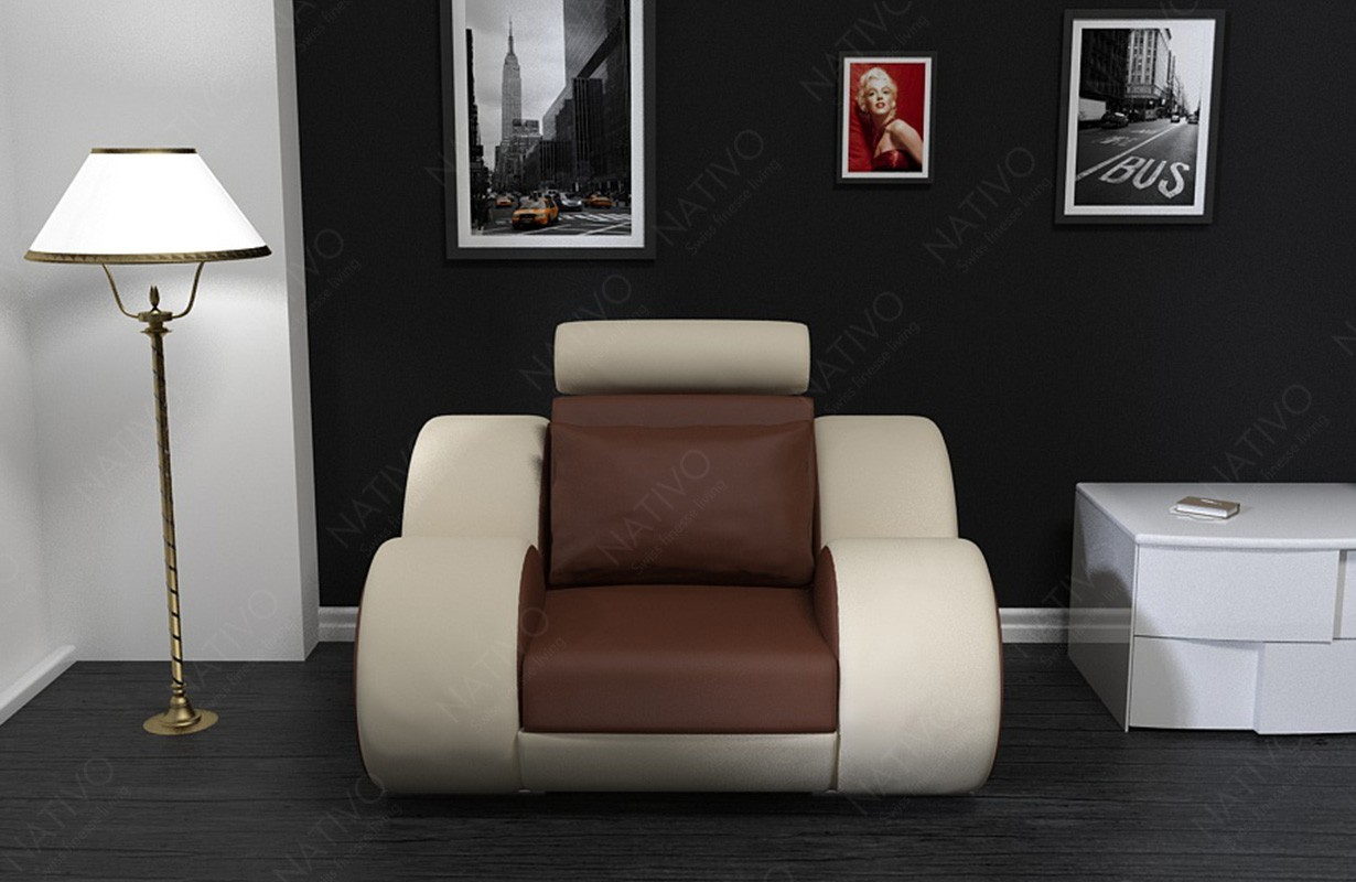 designersofa barca 1 sitzer bei nativo m bel schweiz g nstig kaufen. Black Bedroom Furniture Sets. Home Design Ideas