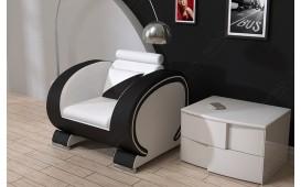Designer Sofa BEACHO 1-Sitzer