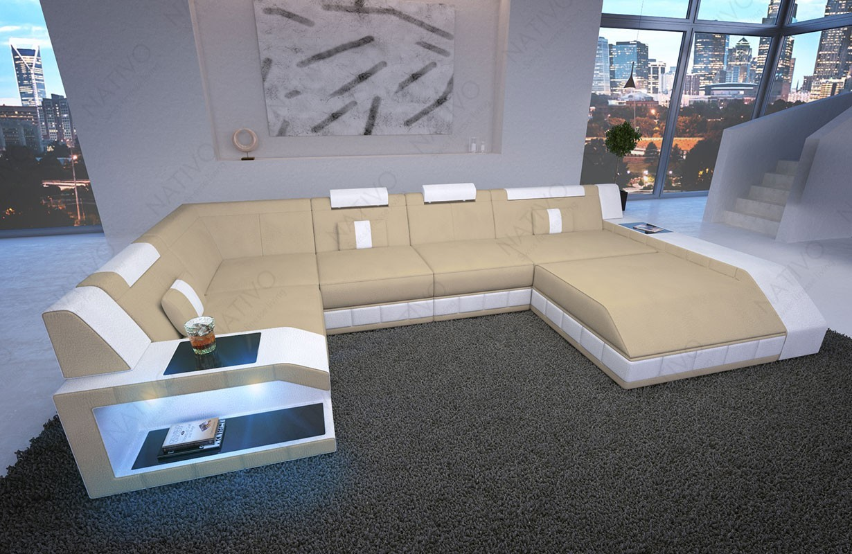 nativo m bel schweiz designer ledersofa matis xl online kaufen. Black Bedroom Furniture Sets. Home Design Ideas
