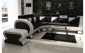 Canapé Design BEACHO CORNER avec porte-boissons