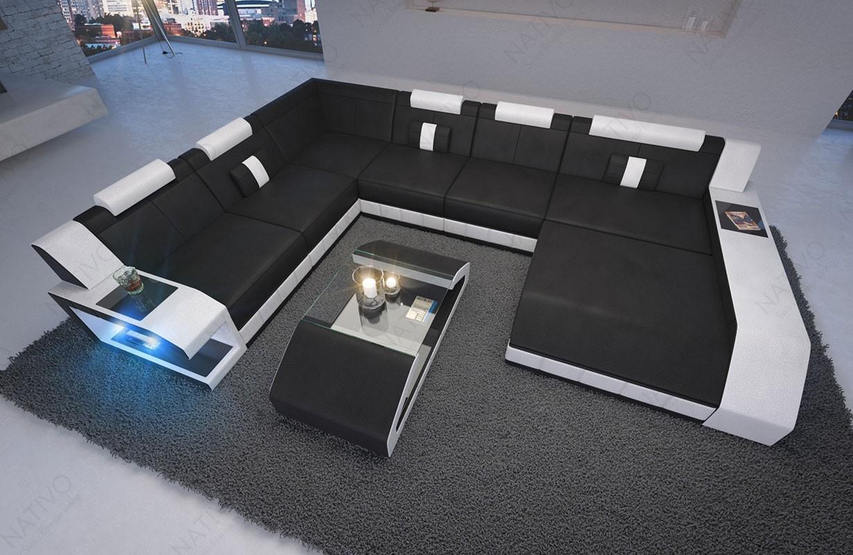 ledersofa matis xxl bei nativo m bel schweiz online kaufen. Black Bedroom Furniture Sets. Home Design Ideas