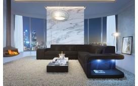Designer Sofa SPACE CORNER mit LED Beleuchtung