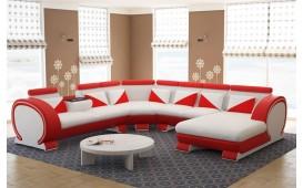 Designer Sofa BEACHO MAXI mit Getränkehalterung