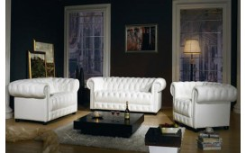 Sofa Garnitur CHESTERFIELD 3+2+1