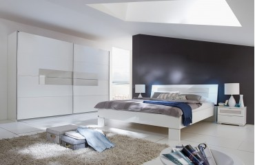 Camera da letto Lugano STAGE v2 NATIVO arredamento moderno