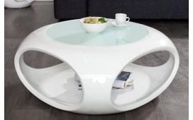 Designer Couchtisch SILOUETHE WHITE von NATIVO in der Schweiz