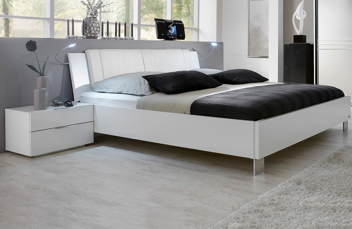 designer bett melisa bei nativo m bel schweiz g nstig kaufen. Black Bedroom Furniture Sets. Home Design Ideas