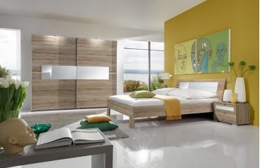 Camera da letto completa LOVE