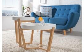 Table d'appoint Design MAN SET 2