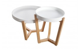 Table d'appoint Design MAN SET 2