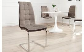 Chaise Design BIG BEN BROWN