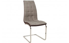 Chaise Design BIG BEN BROWN